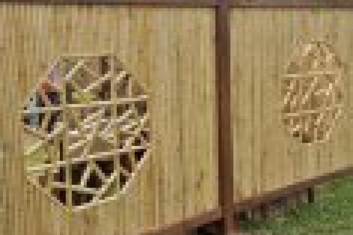 Grand Scene Fencing Bamboo fencing 720 480