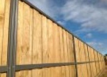 Kwikfynd Lap and Cap Timber Fencing alkimos